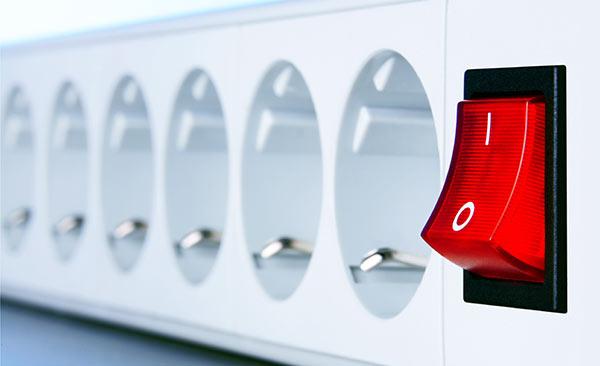 Stromverlängerungen Mehrfachsteckdosen